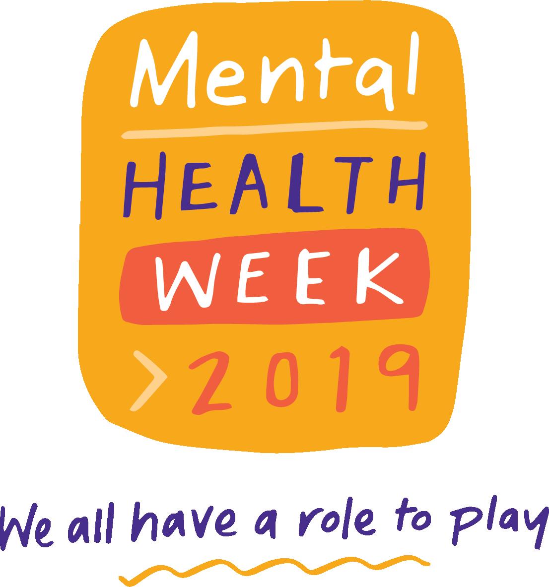 Mental Health Week 2019